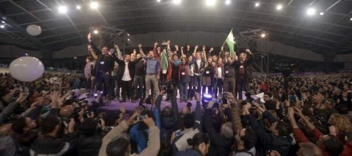 La pel�cula sobre 'Podemos' se estrenar� 'el d�a despu�s' de las elecciones generales
