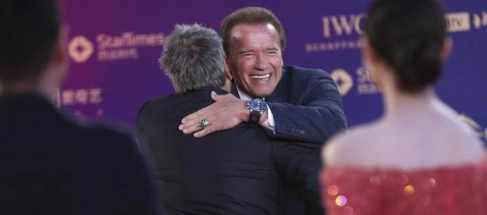 Schwarzenegger y Luc Besson internacionalizan el V Festival de Cine de Pek�n