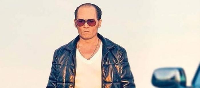 Johnny Depp ha vuelto a hacerlo: irreconocible como mafioso en su nueva pel�cula, 'Black Mass'