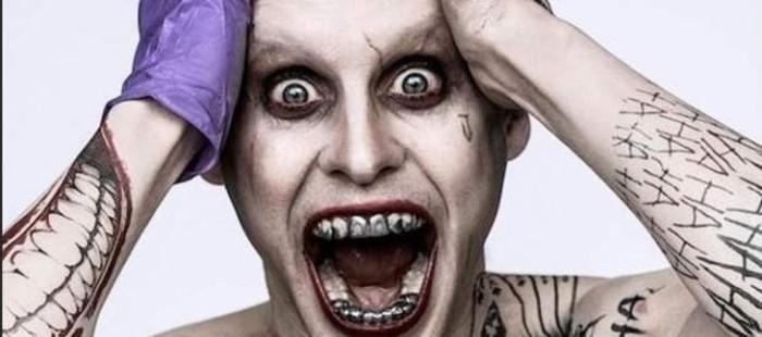 Revelan la primera imagen de Jared Leto caracterizado como Joker para 'Suicide Squad'