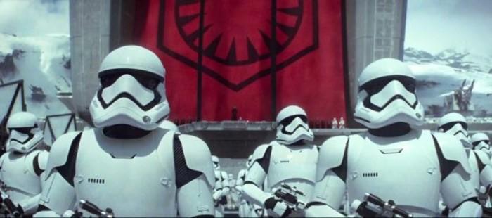Star Wars se inspir� en Apple para dise�ar los stormtroopers de 'El despertar de la Fuerza'