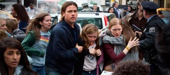 Anuncian para 2017 la secuela de 'Guerra Mundial Z', con Brad Pitt a las �rdenes de Bayona