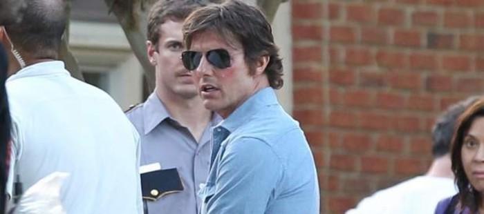 Tom Cruise se transforma en su pr�xima pel�cula, en la que encarna a un narco arrepentido