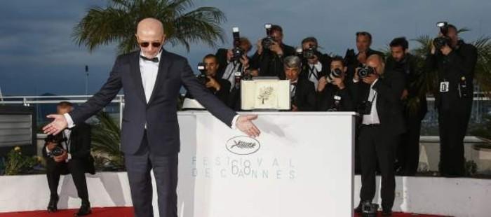 'Dheepan', del franc�s Jacques Audiard, se lleva la Palma de Oro del Festival de Cannes