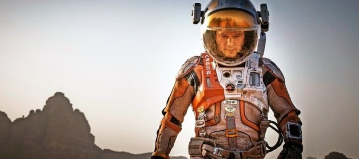 Ridley Scott desvela las primeras im�genes de su nueva pel�cula, 'The Martian', con Matt Damon