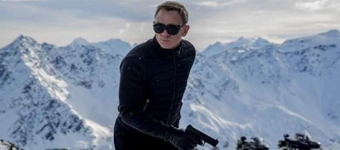 Daniel Craig rueda en T�nger escenas de 'Spectre'