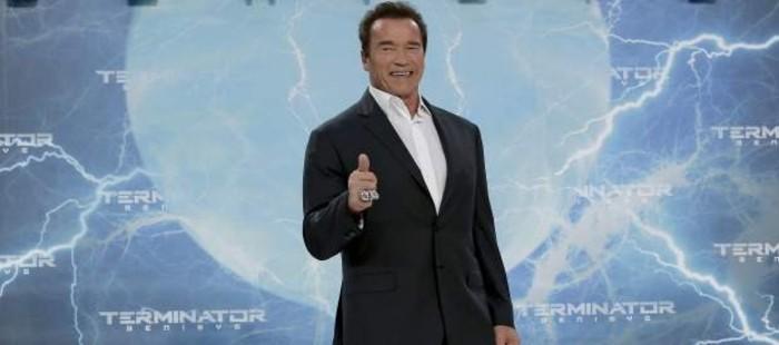 Schwarzenegger confiesa�en la promoci�n de 'Genisys' que 'Terminator Salvation' no le gust�