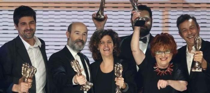 'Truman' y 'El Rey de la Habana', triunfadoras de los VIII Premios Gaud�