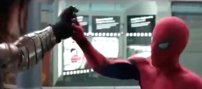 Capit�n Am�rica 3 tendr� dos escenas postcr�ditos en su estreno comercial