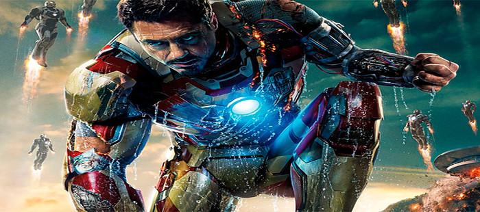 Iron Man 4: Robert Downey Jr se ve con fuerzas para la pel�cula