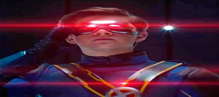 X MEN Apocalipsis: Primera imagen de C�clope con su nuevo traje
