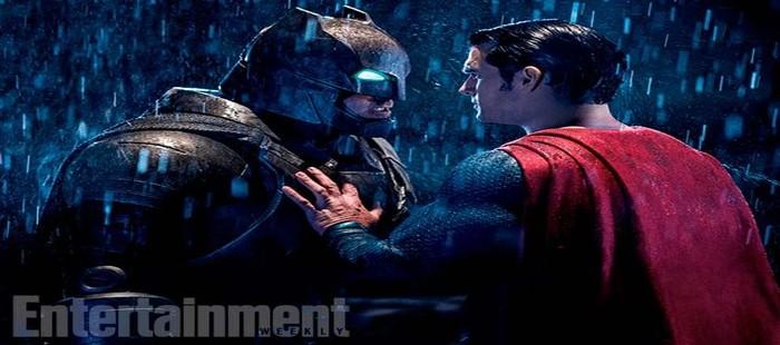 Batman Vs Superman: Es la s�ptima pel�cula de c�mic m�s taquillera de la historia