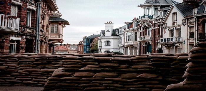 Dunkerque: Primeras im�genes de rodaje de lo nuevo de Christopher Nolan