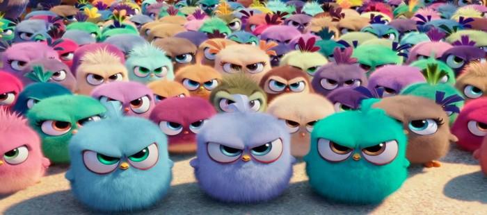 Angry Birds: Secuela en marcha tras superar a Capit�n Am�rica 3 en la taquilla