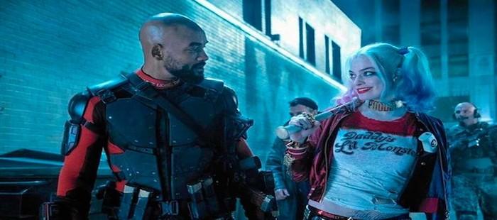 Escuadr�n Suicida: Detalles sobre las escenas de Batman con Joker y Harley Quinn