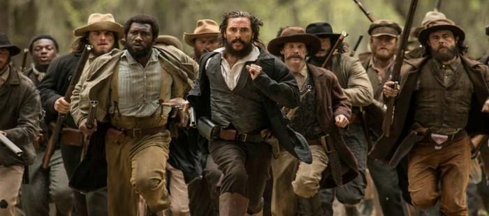 Los hombres libres de Jones: Nuevo tr�iler con Matthew McConaughey como protagonista