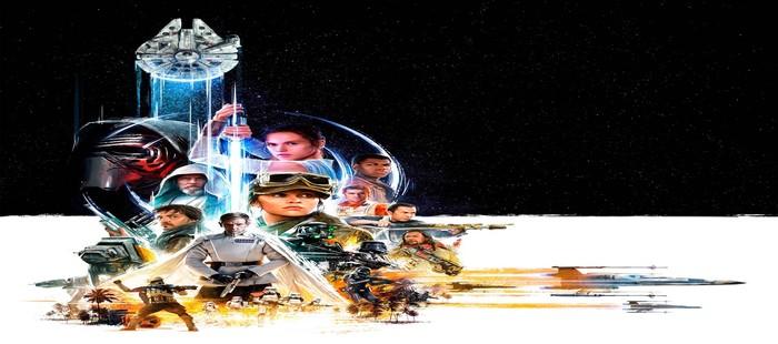 Star Wars Rogue One y Star Wars Episodio 8 conectados en nueva imagen