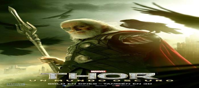 Thor 3: Mel Gibson rechaz� el papel de Od�n en la saga Marvel