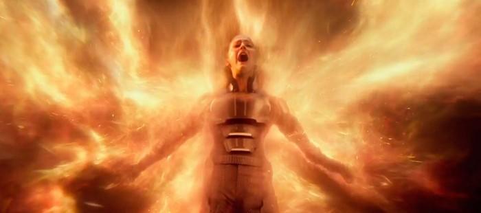 X MEN Apocalipsis: Potente spot con la presentaci�n de F�nix