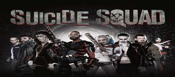 Escuadr�n Suicida: Nuevo v�deo sobre la pel�cula en el DC Universe