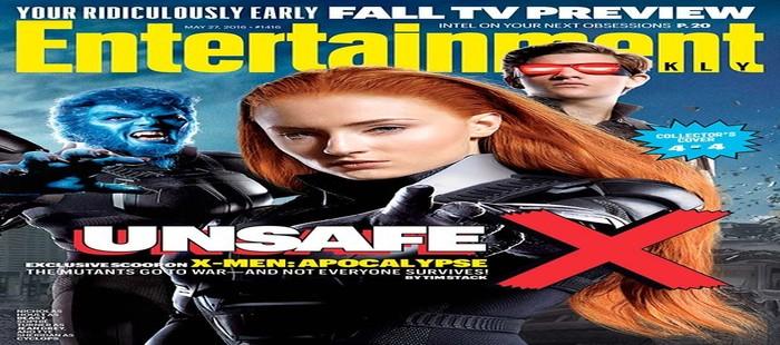 X MEN Apocalipsis: Arrasa en la taquilla de cine USA del jueves