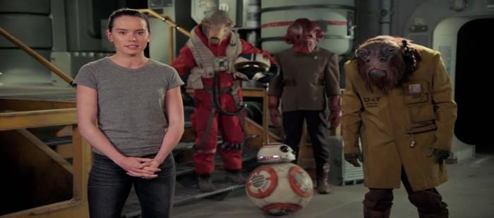 Star Wars Episodio 8: Finaliza su rodaje en Irlanda