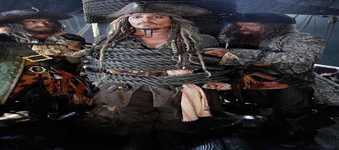 Piratas del Caribe 5: Se podr�a cancelar por las acusaciones del maltrato contra Johnny Depp