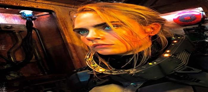Valerian: Nueva imagen con Cara Delevingne antes del primer tr�iler