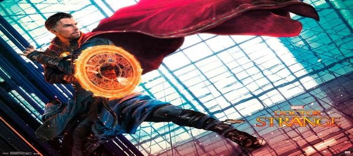 Doctor Strange: El Hechicero supremo en nueva imagen de la Comic Con 2016