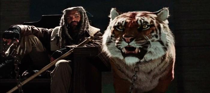 The Walking Dead: Potent�simo tr�iler de la temporada 7 en la Comic Con 2016