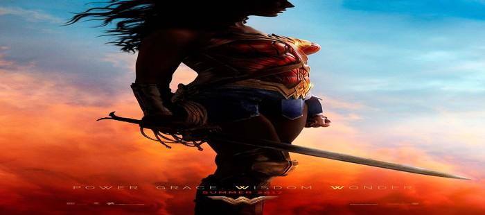 Wonder Woman: Primer cartel oficial dentro de la Comic Con 2016