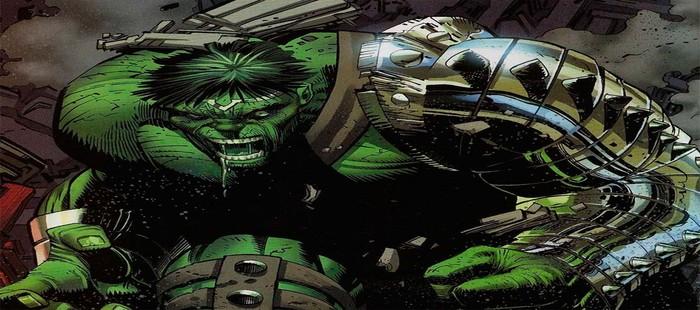 Thor 3: Primera imagen de la armadura y casco de Hulk en la pel�cula