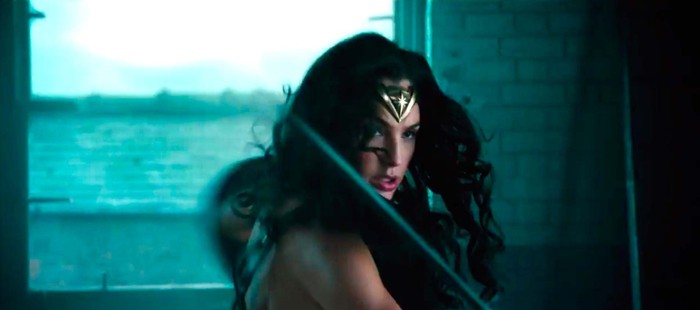 Wonder Woman: Potent�simo primer tr�iler oficial de la Comic Con 2016