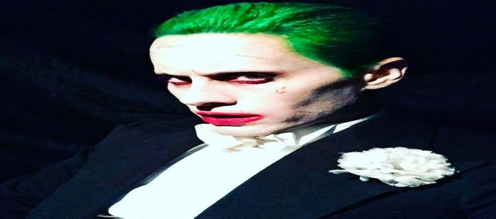 Escuadr�n Suicida: Joker nos mira en nueva imagen a una semana del estreno