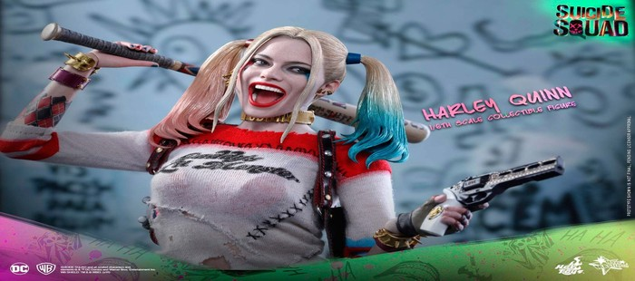Escuadr�n Suicida: Espectacular figura de Harley Quinn en edici�n de coleccionista