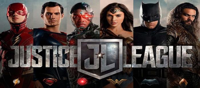 La Liga de la Justicia: Nueva imagen con los protagonistas y sus logotipos