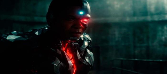 La Liga de la Justicia: El traje de Cyborg es el peor valorado por parte de los fans