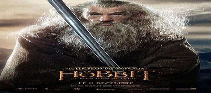 El Hobbit: Ian McKellen rechaz� millones para ser Gandalf en la boda del presidente de Facebook