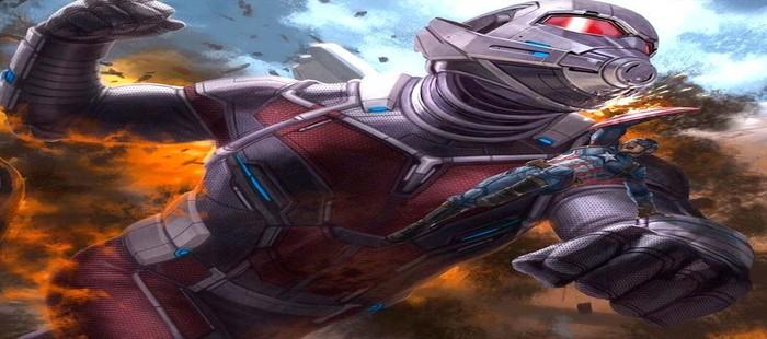 Capit�n Am�rica 3: Nueva imagen revela un cambio de bando de Ant Man