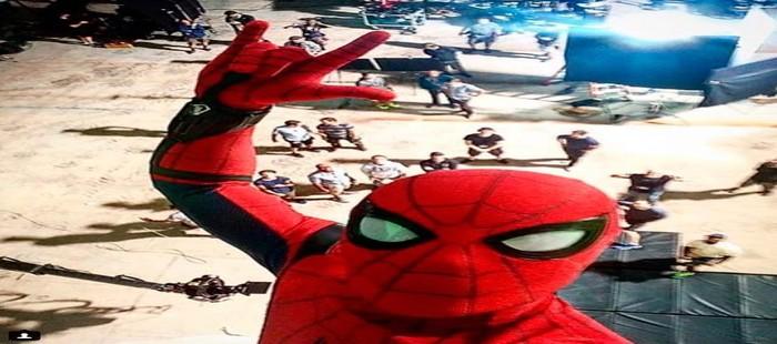 Spiderman Homecoming: Nuevos nombres para su kilom�trico reparto principal