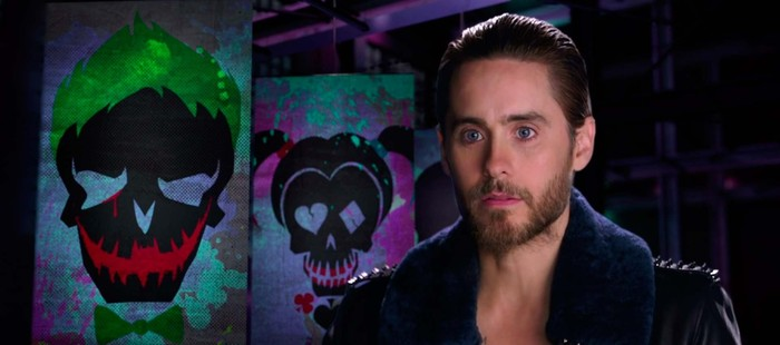 Escuadr�n Suicida: Jared Leto nos habla de su Joker en nueva video entrevista