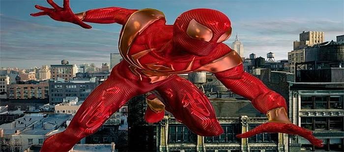 Capit�n Am�rica 3: Iron Spider y Red Hulk a punto de aparecer en la pel�cula