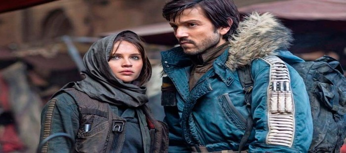 Star Wars Rogue One: Felicity Jones y Diego Luna en nueva imagen de la pel�cula