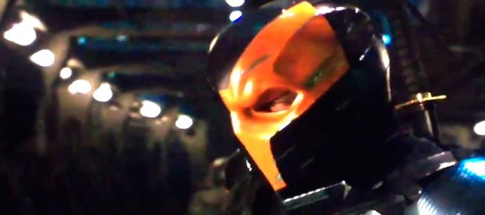 La Liga de la Justicia: Primer v�deo con Deathstroke como uno de los villanos