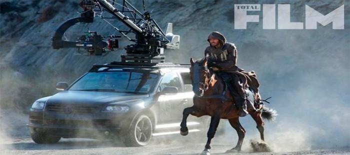 Assassins Creed: Michael Fassbender a caballo en nueva imagen de rodaje