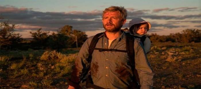 Cargo: Primera imagen de Martin Freeman salvando a su hija en un apocalipsis zombi