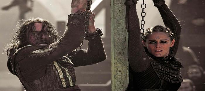 Assassins Creed: Michael Fassbender encadenado en nueva imagen de la pel�cula