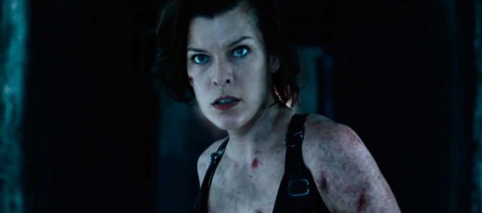 Resident Evil 6: Potente nuevo tr�iler con Alice en la acci�n final