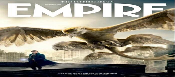 Animales fant�sticos y d�nde encontrarlos: Potente nueva imagen con la llegada del Thunderbird