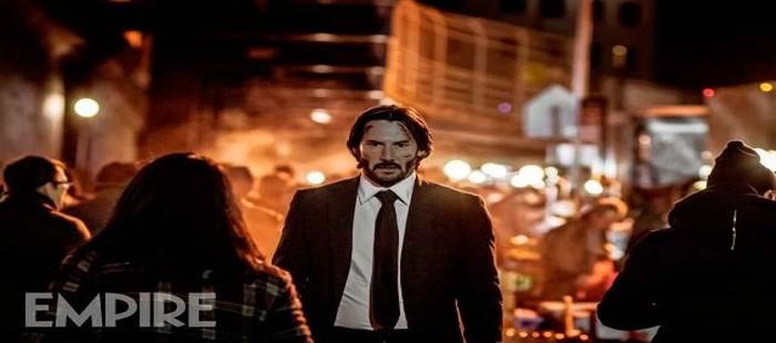 John Wick 2: Keanu Reeves volviendo a la acci�n en nueva imagen de la secuela